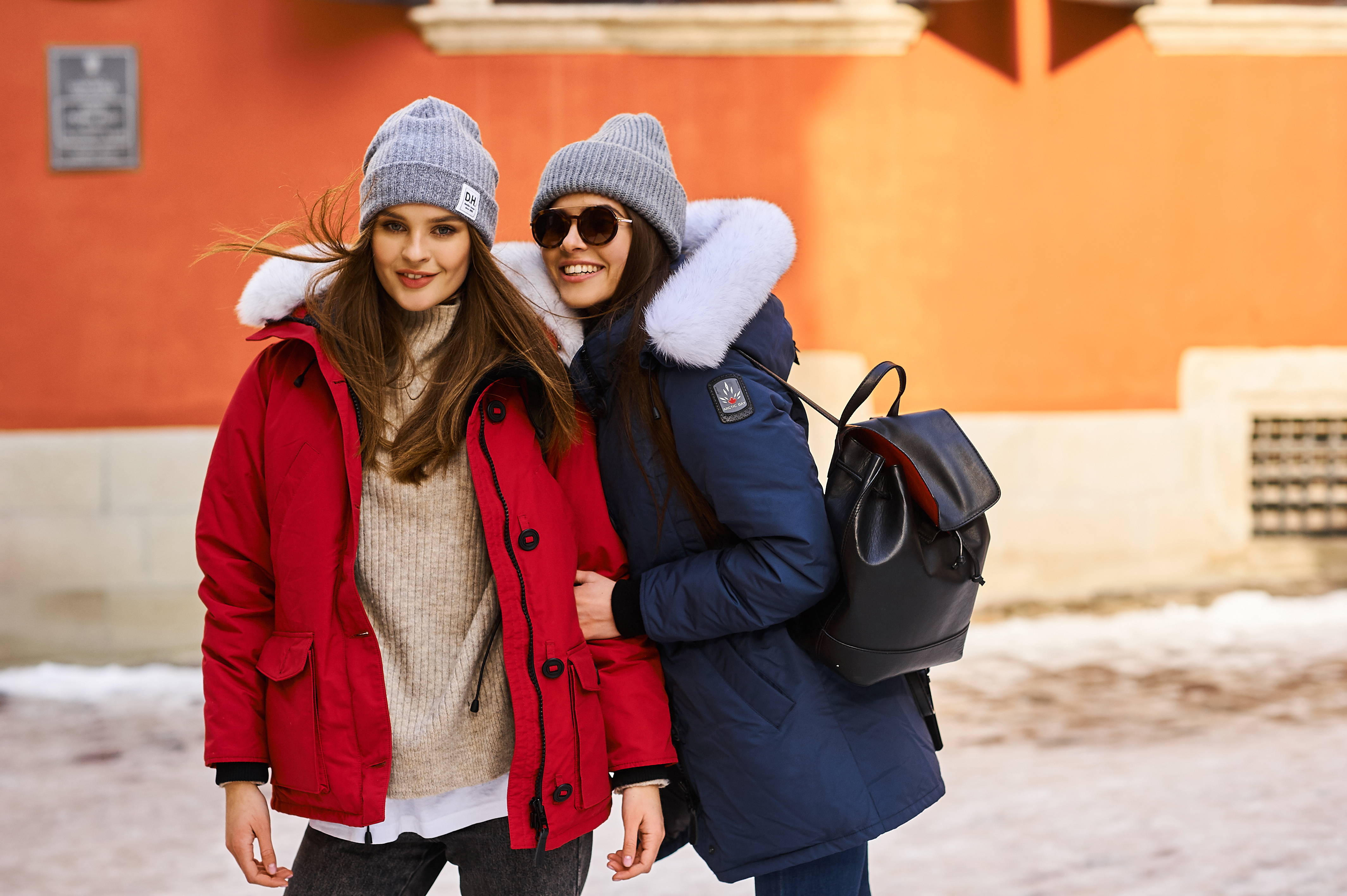 Women's Down Parkas: Winter in Canada Made Cozy